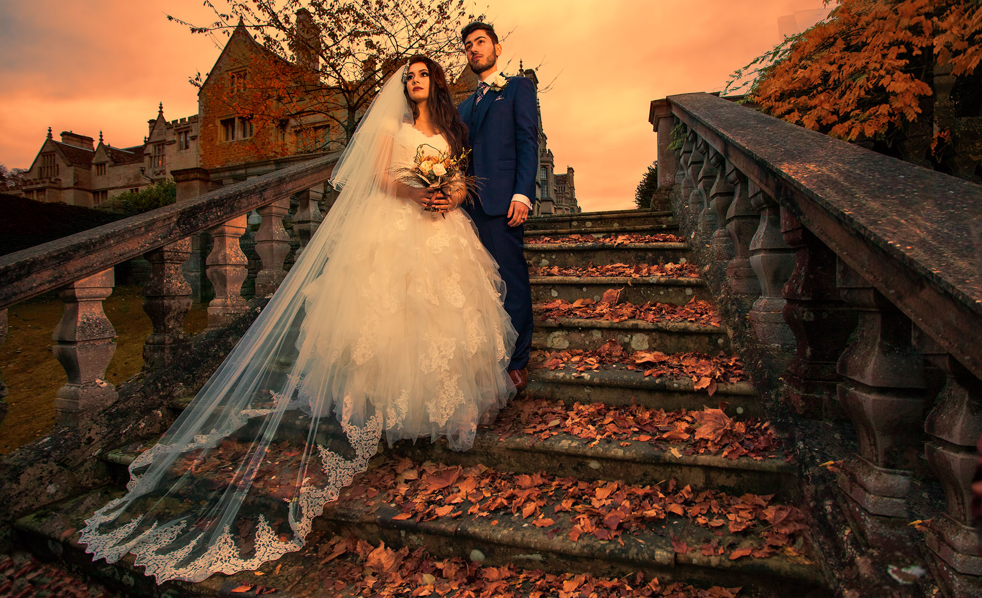 Sophia and Mehmet autunm theme